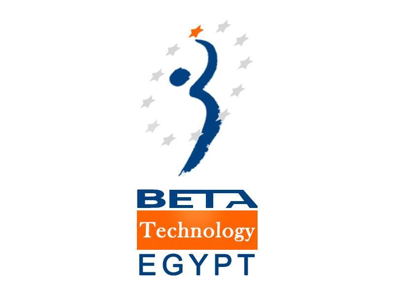 لوجو بيتا تكنولوجي مصر