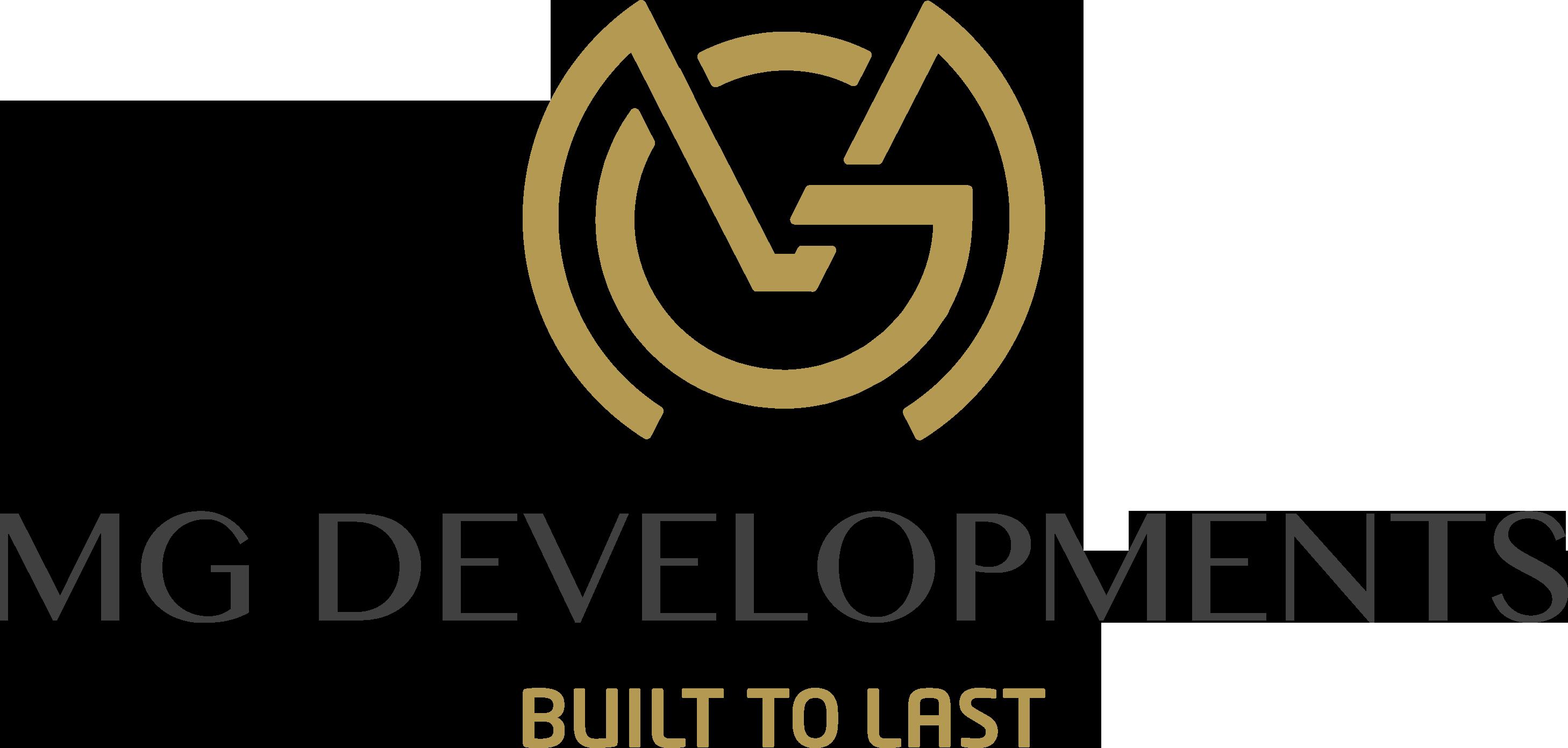 لوجو MG developments for real estate