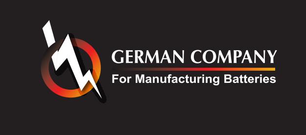 لوجو الشركة الألمانية لصناعة البطاريات