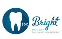 لوجو مركز برايت لطب الاسنان