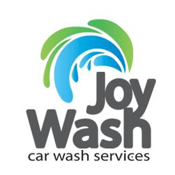 لوجو جوي وش لخدمه غسيل السيارات