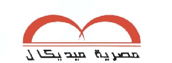 لوجو مصرية ميديكال