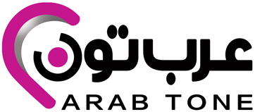 لوجو الشركه العربيه للسمعيات عرب تون