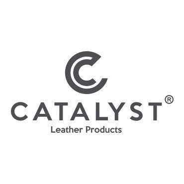 لوجو كتالست للمصنوعات الجلدية والدعاية