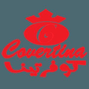 لوجو الشركة الشرقية لصناعة الحلويات والشيكولاتة - كوفرتينا