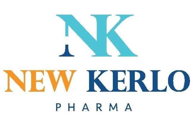لوجو نيو كيرلو فارما لتجارة اﻷدوية والمستلزمات الطبية
