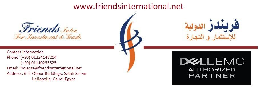 لوجو فريندز الدولية للاستثمار والتجارة