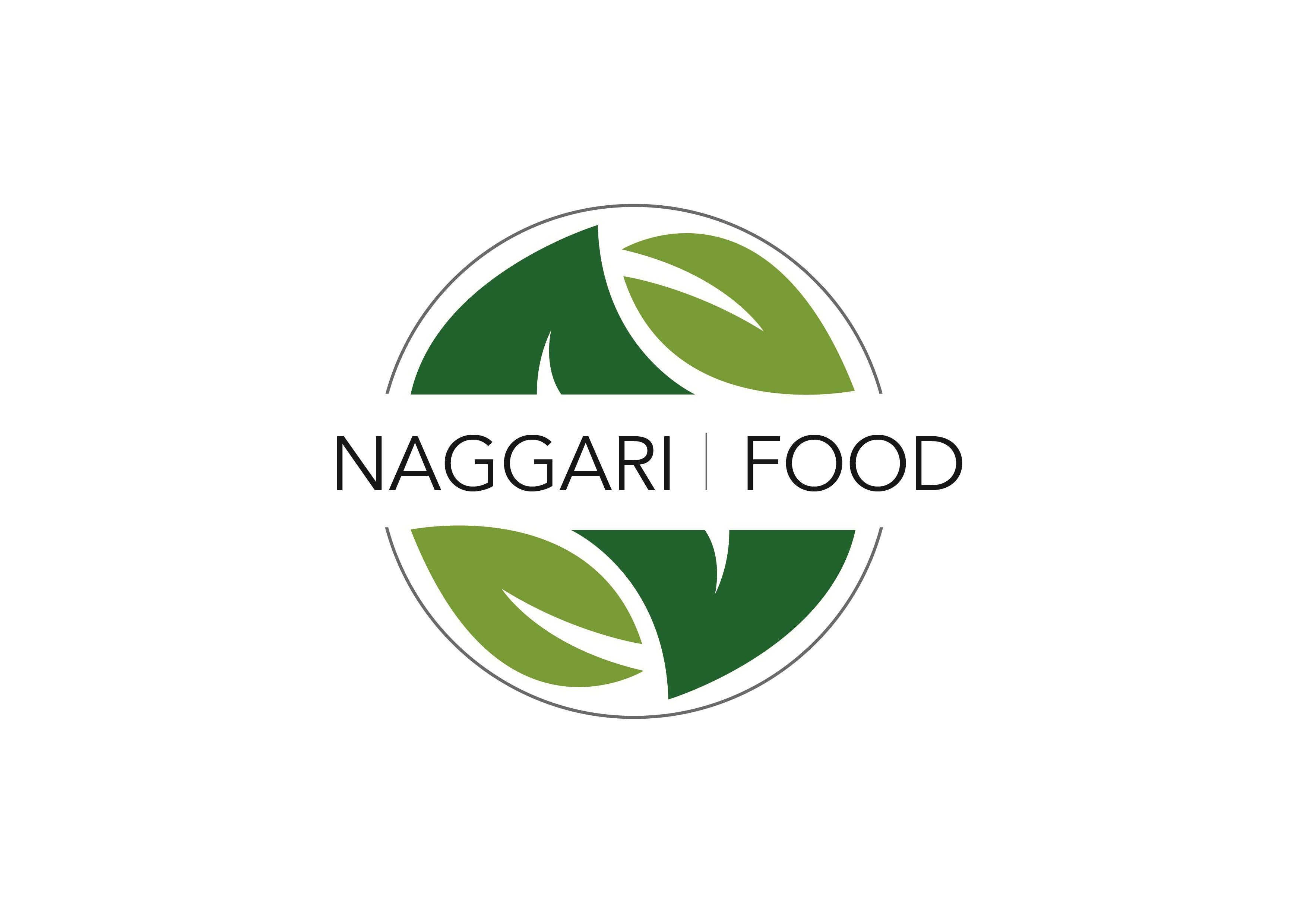 لوجو النجاري فوود للصناعات الغذائية
