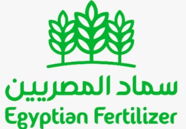 لوجو سماد مصر