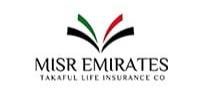 لوجو المصرية الاماراتية لتأمينات الحياة