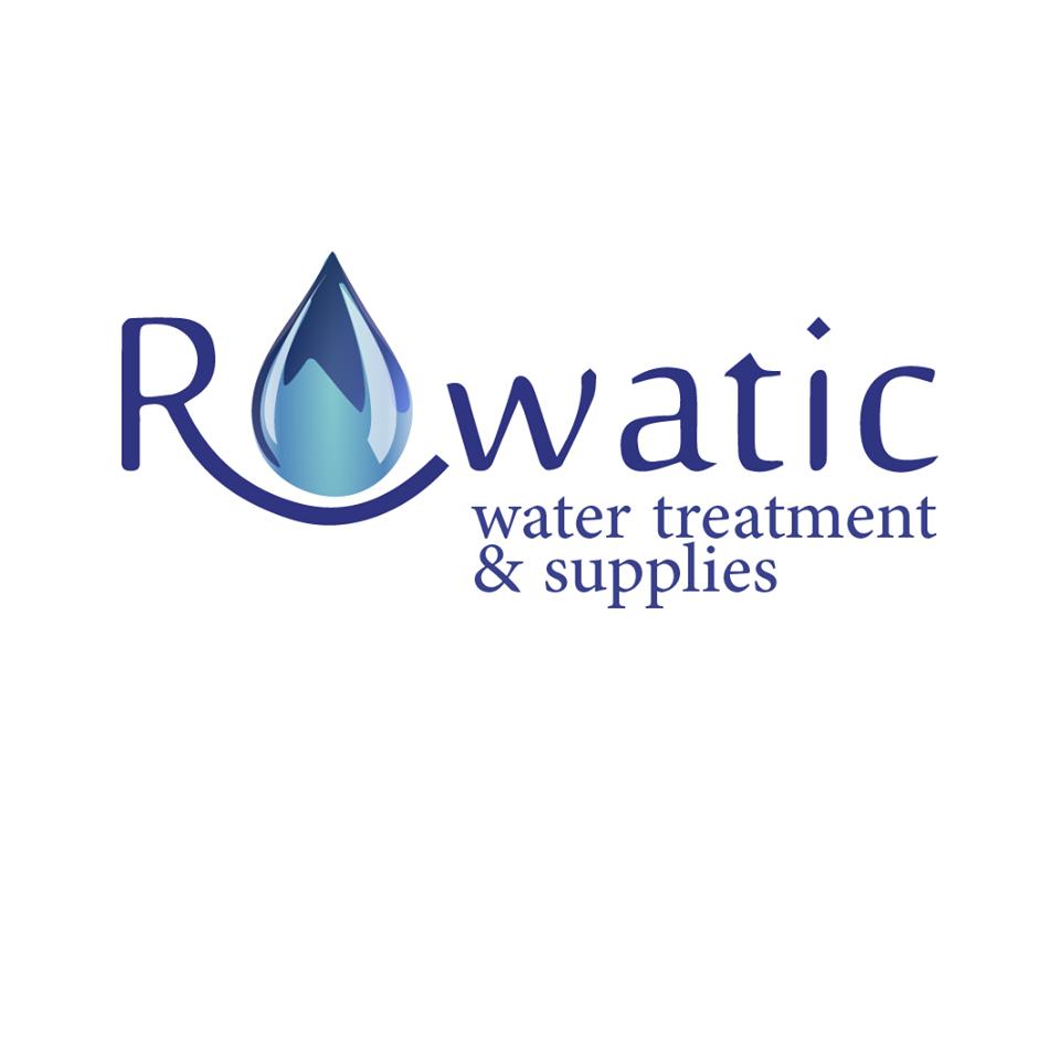 لوجو شركة رواتيك لمعالجة المياه والتوريدات