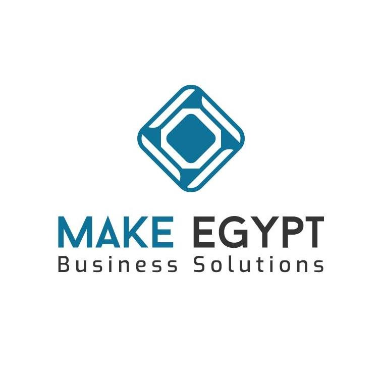 لوجو ماكي مصر لحلول الأعمال