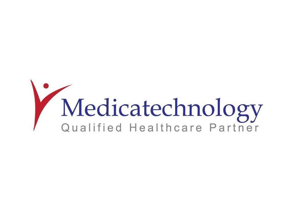 لوجو ميديكا تكنولوجي للمستلزمات الطبية