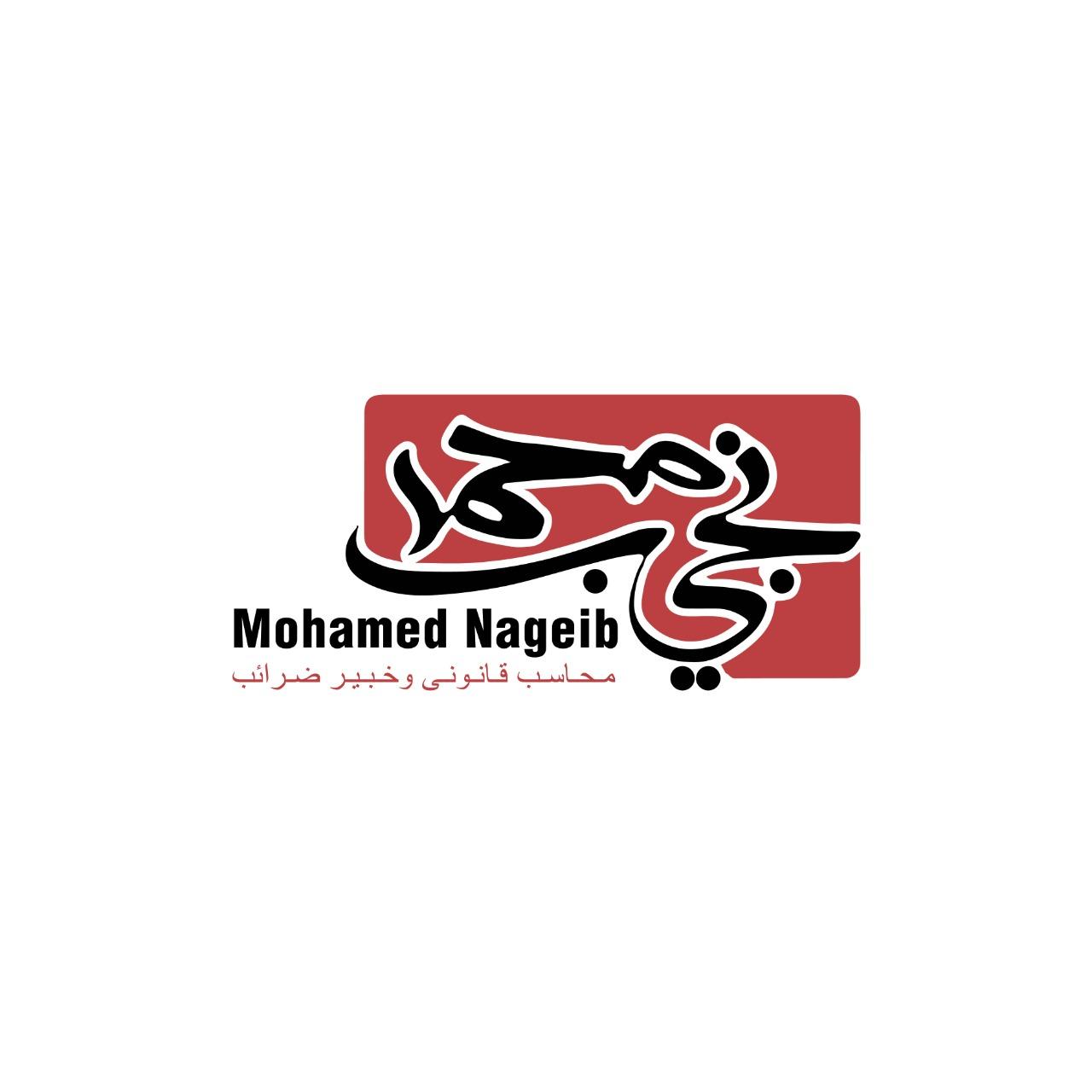 لوجو مكتب محمد نجيب صلاح الدين(محاسب قانوني وخبير ضرائب)