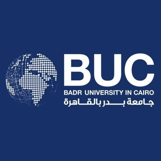 لوجو جامعة بدر بالقاهرة