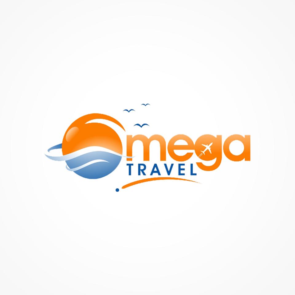 لوجو شركة ميجا ترافيل للسياحة
