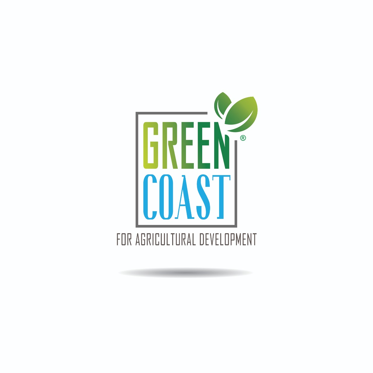لوجو جرين كوست للتنمية الزراعية