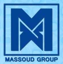 لوجو مسعود ستيل