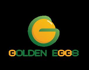 لوجو البيض الذهبي للأغذية