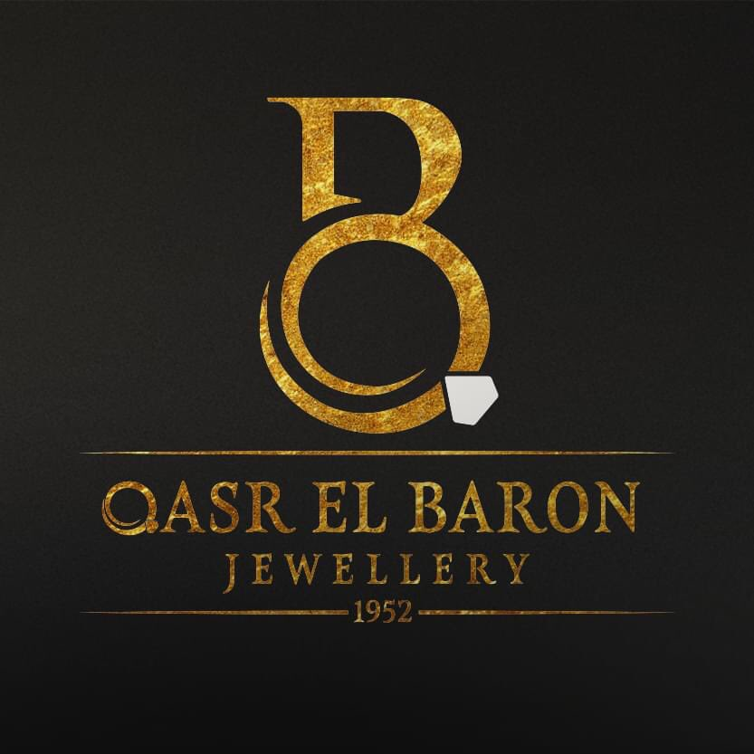 لوجو مجوهرات قصر البارون
