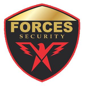لوجو فورسيز بلس للأمن والحراسة