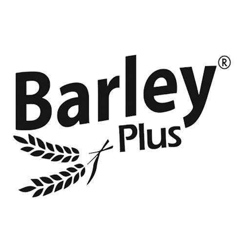 لوجو بارلي بلس للمشروبات الغازية