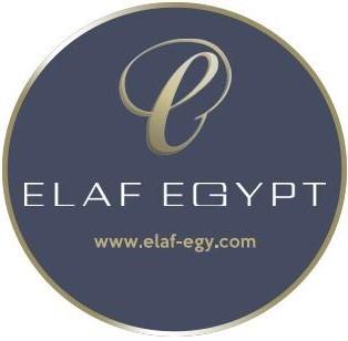 لوجو إيلاف مصر للمقاولات