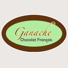 لوجو Ganache Chocolat