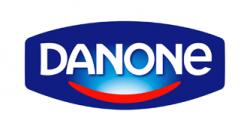 لوجو شركة دانون