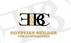 لوجو شركة البناؤون المصريون للمقاولات والتجاره