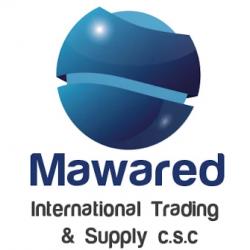 لوجو موارد العالمية للتجارة والتوزيع