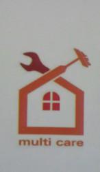 لوجو مؤسسة مالتي كير لخدمات النظافه والصيانه