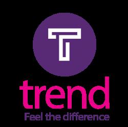 لوجو شركة تريند للتدريب والحلول الموارد البشرية