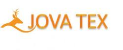 لوجو جوفا تكس لتصميم وتفصيل الملابس واليونيفورم