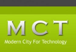 لوجو شركة المدينة الحديثة للتكنولوجيا