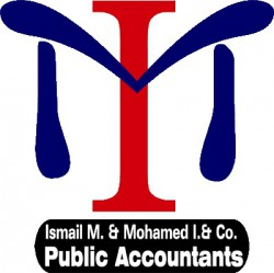 لوجو شركة مكتب اسماعيل محمد محمد اسماعيل - محاسبون قانونيون