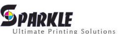 لوجو شركة سباركل للطباعة