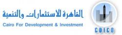 لوجو القاهرة للاستثمار والتنمية