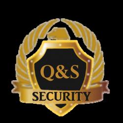 لوجو شركة كيو اند إس للخدمات الامن والحراسة