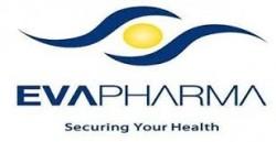 لوجو شركة شركة ايفا فارما للأدوية