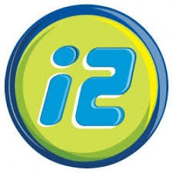 لوجو شركة اتصالات الدولية مصر i2