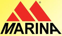 لوجو شركة مارينا للتوريدات الغذائيه