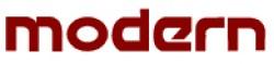 لوجو شركة مودرن للدعاية والاعلان