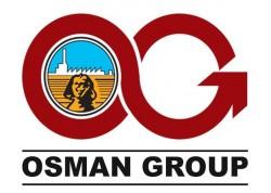 لوجو شركة مجموعة شركات عثمان
