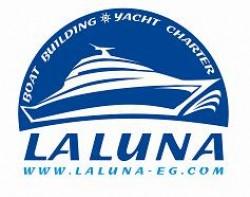 لوجو شركة مارين لالونا لبناء و ادارة اليخوت و السفن