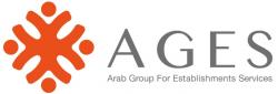 لوجو شركة المجموعة العربية لادارة المنشئات