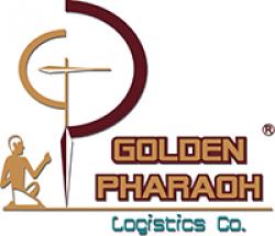 لوجو شركة الفرعون الذهبى للوجيستيات