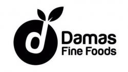 لوجو شركة داماس فاين فودز للأغذية