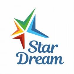 لوجو شركة ستار دريم لتصنيع الملابس الجاهزة