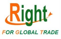 لوجو شركة رايت للتجارة العالمية